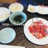 川口市東領家 焼肉 黒毛和牛の店『つかさ苑』 でランチを食べてきました