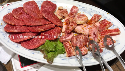 川口市末広 焼肉 神戸亭 川口末広店に行ってきました