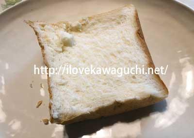 食パンに志かわ