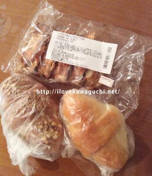ヤマザキデイリーストアの焼きたてパン
