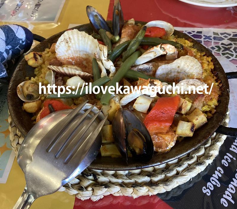 スペイン料理 フェルジナンド コース料理