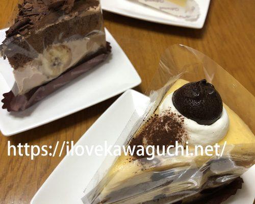 南鳩ヶ谷駅徒歩10分 川口市南鳩ヶ谷 シャトレーゼ ケーキを買ってきました
