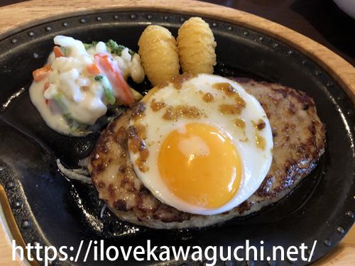 戸田市下戸田 ハンバーグレストラン、びっくりドンキーに行ってきました【ランチ】