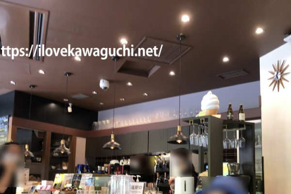 ロコピコ珈琲 川口駅西口徒歩2分 おしゃれなカフェでした
