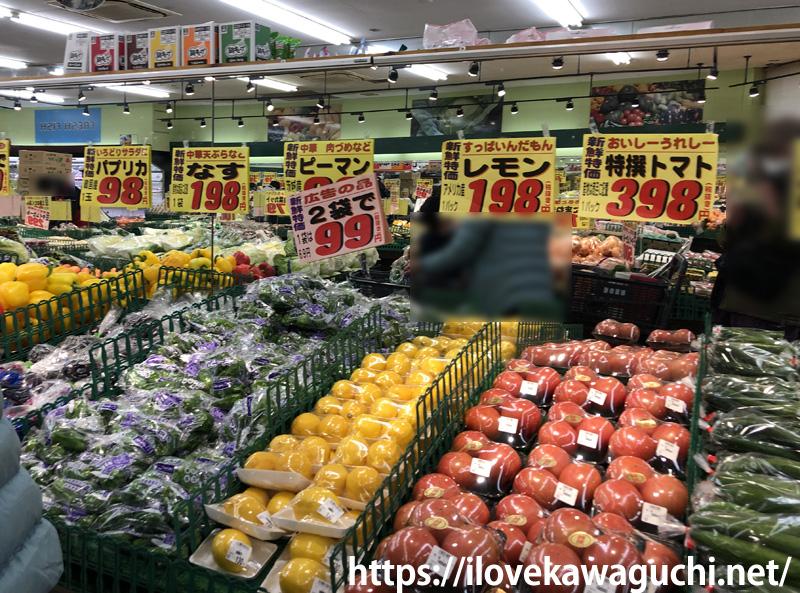 川口市新鮮市場