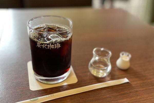 西川口駅東口 喫茶店珈琲館を利用しました 喫煙可